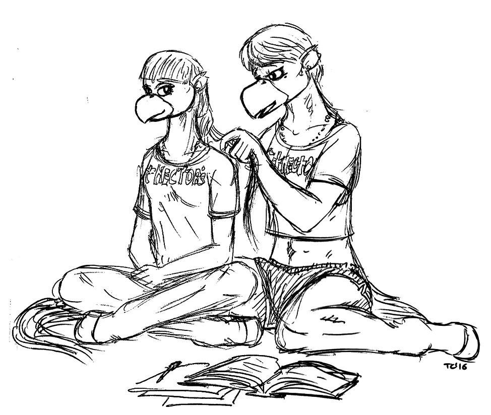 M and M Braiding