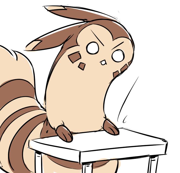 Template Furret
