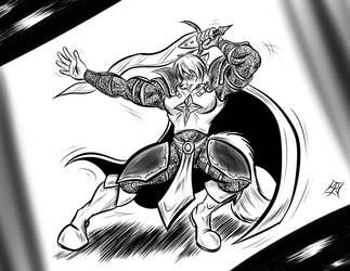 Sir Kain by AtmanRyu