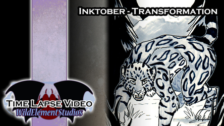 [VIDEO] Inktober 2016 - Transformation