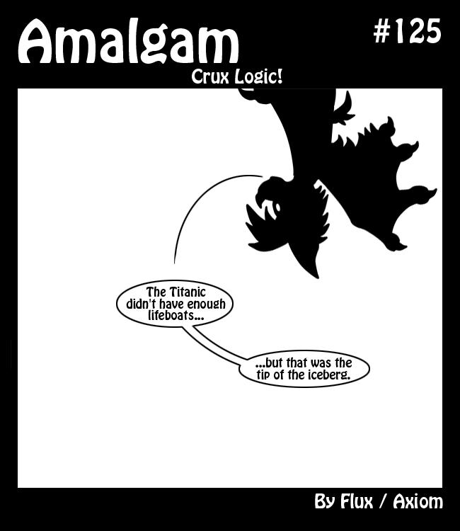 Amalgam #125