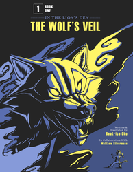 THE WOLF'S VEIL cover