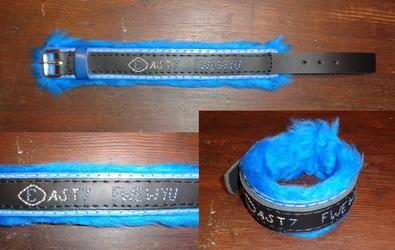 EAST 7 - Leather Bracelet (1/7) for Fwewyu