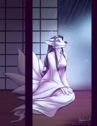 Kabuki Ghost Nyx