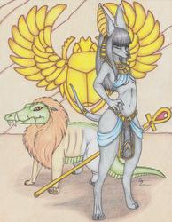 Anubis' Daughter