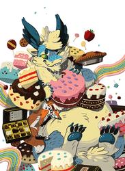 Cake rampage