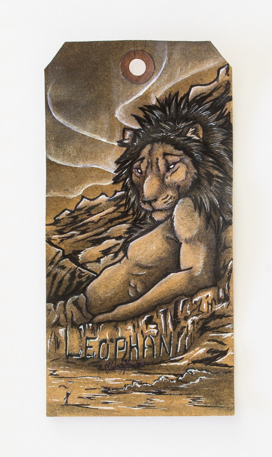 Most recent image: Badge - Leophan
