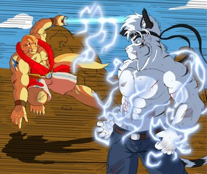 Battle of the Guardians