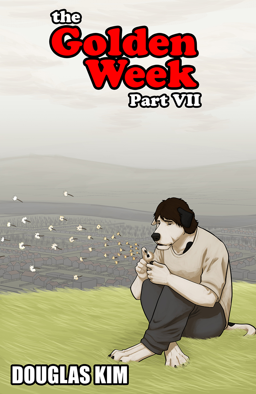 The Golden Week - Part VII Cover