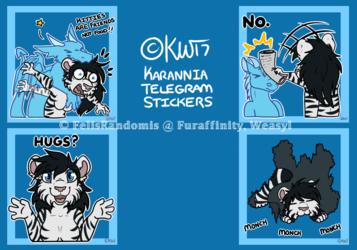 Karannia Telegram Stickers 2