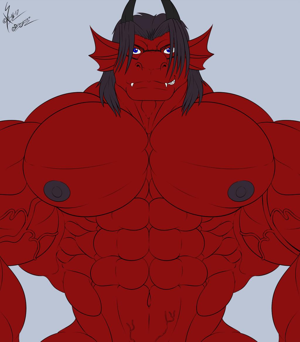 Dragonien The Hulk