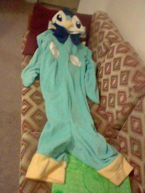 Piplup Pajamas