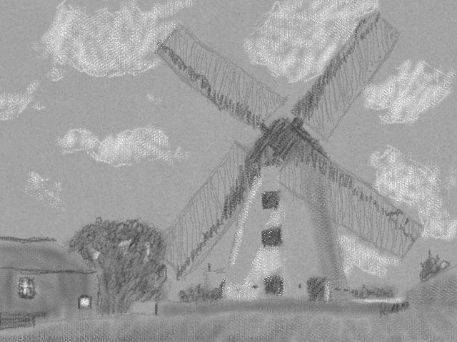 Art Academy: Windmill