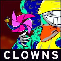 Special for April 2019 - Clowns