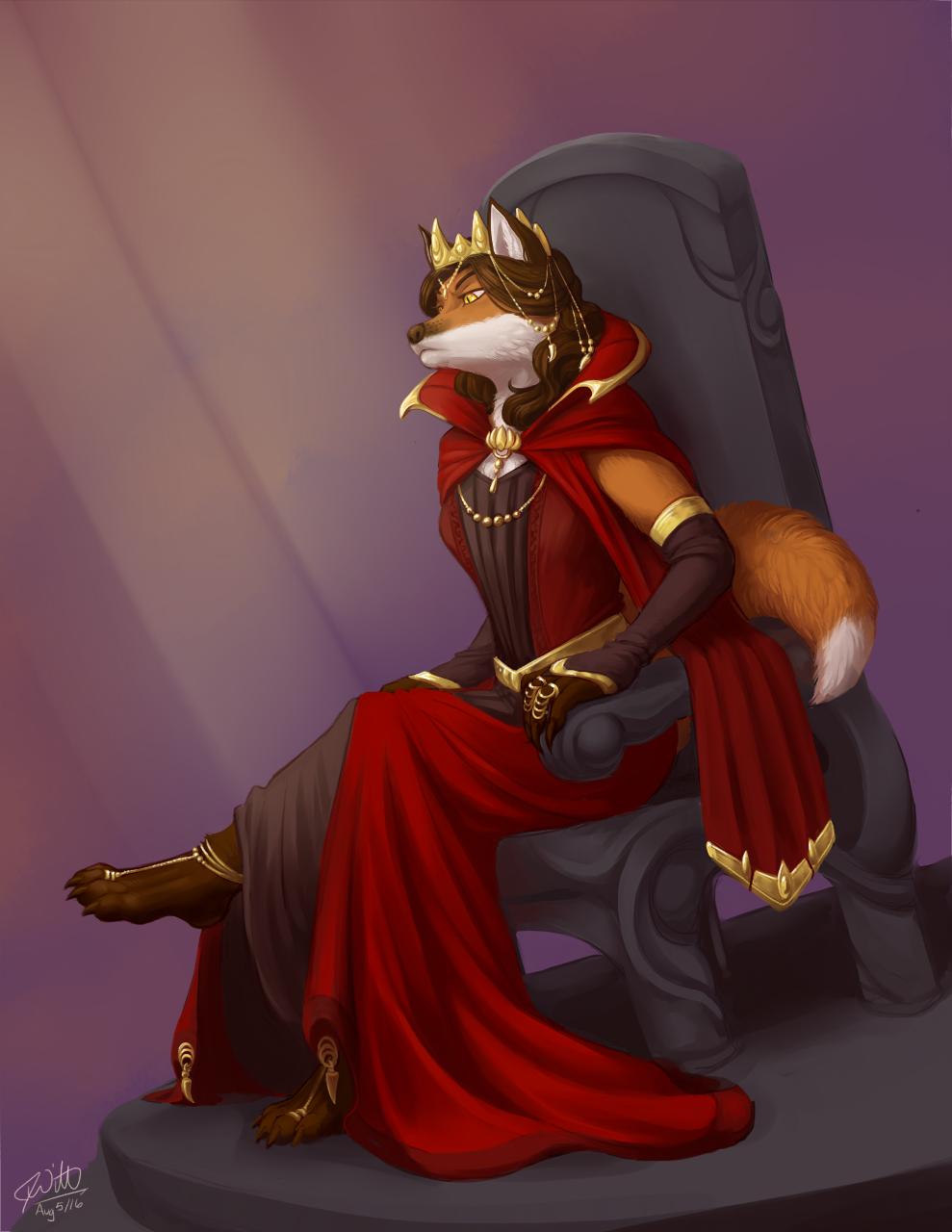 Featured image: Queen Freya