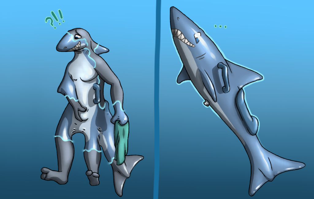 Pooltoy Transformation! p2 (CMSN for ArtGuy)