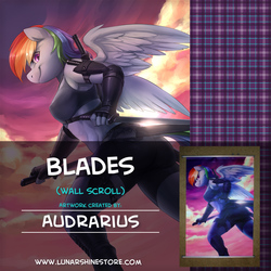 Blades by Audrarius
