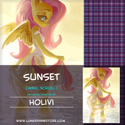 Sunset by Holivi