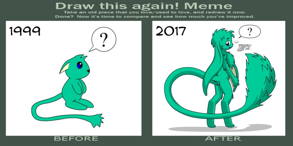 Draw This Again: Marwan