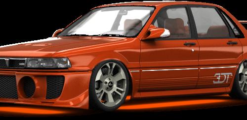 3Dtuning Mitsubishi galant