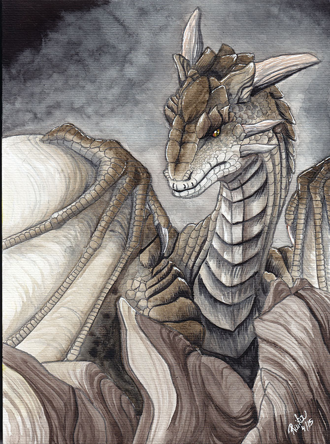 Most recent image: Earth Dragon