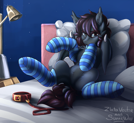 Collab YCH with ZlataVector