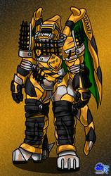 Powered Gladiator Kyro