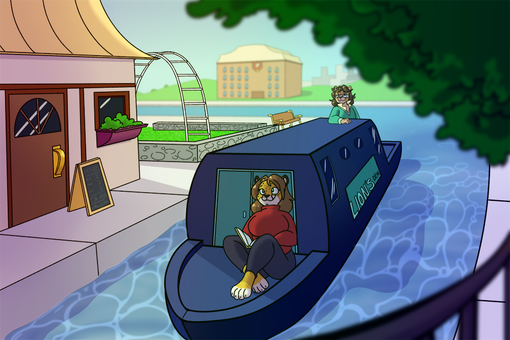 Comm - Boat Ride