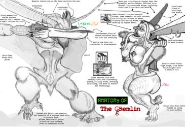 Anatomy of Gremlins