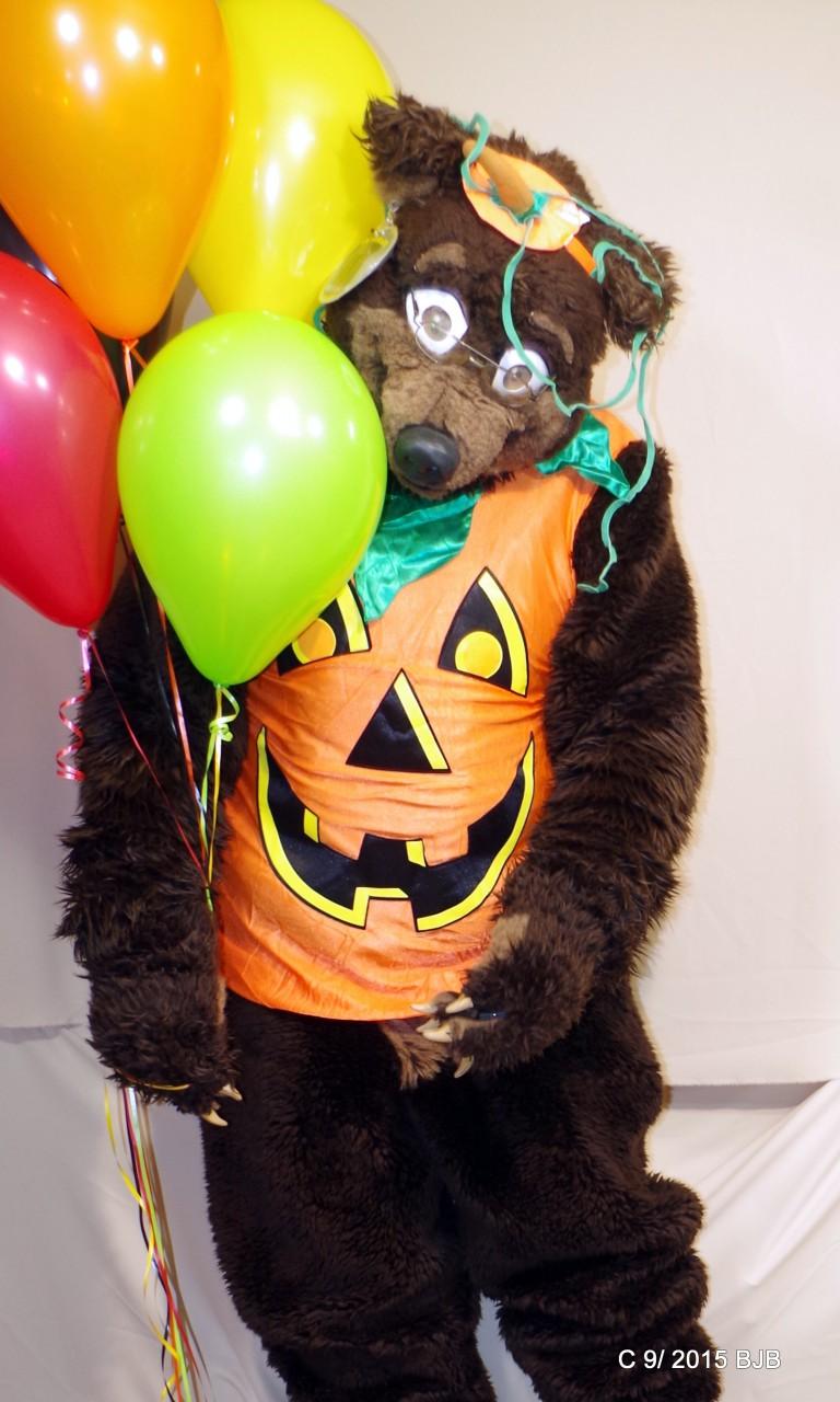 Waldolf Halloween Costume