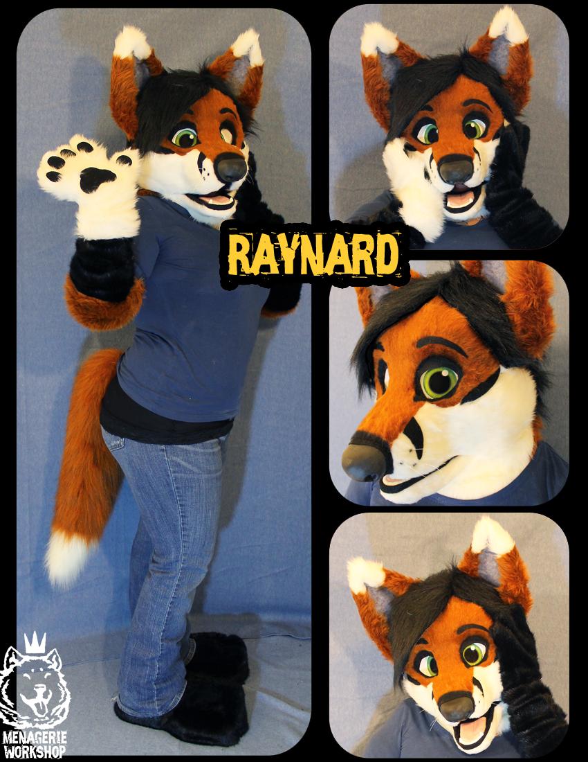 Raynard Fox Glove
