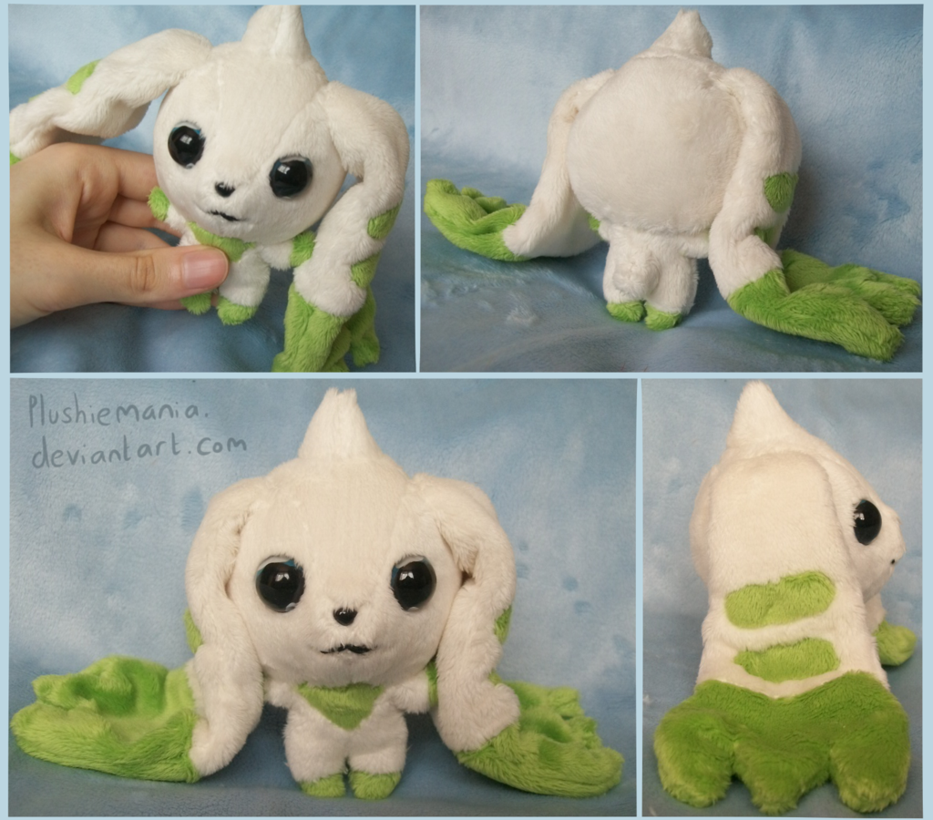 Terriermon Plush
