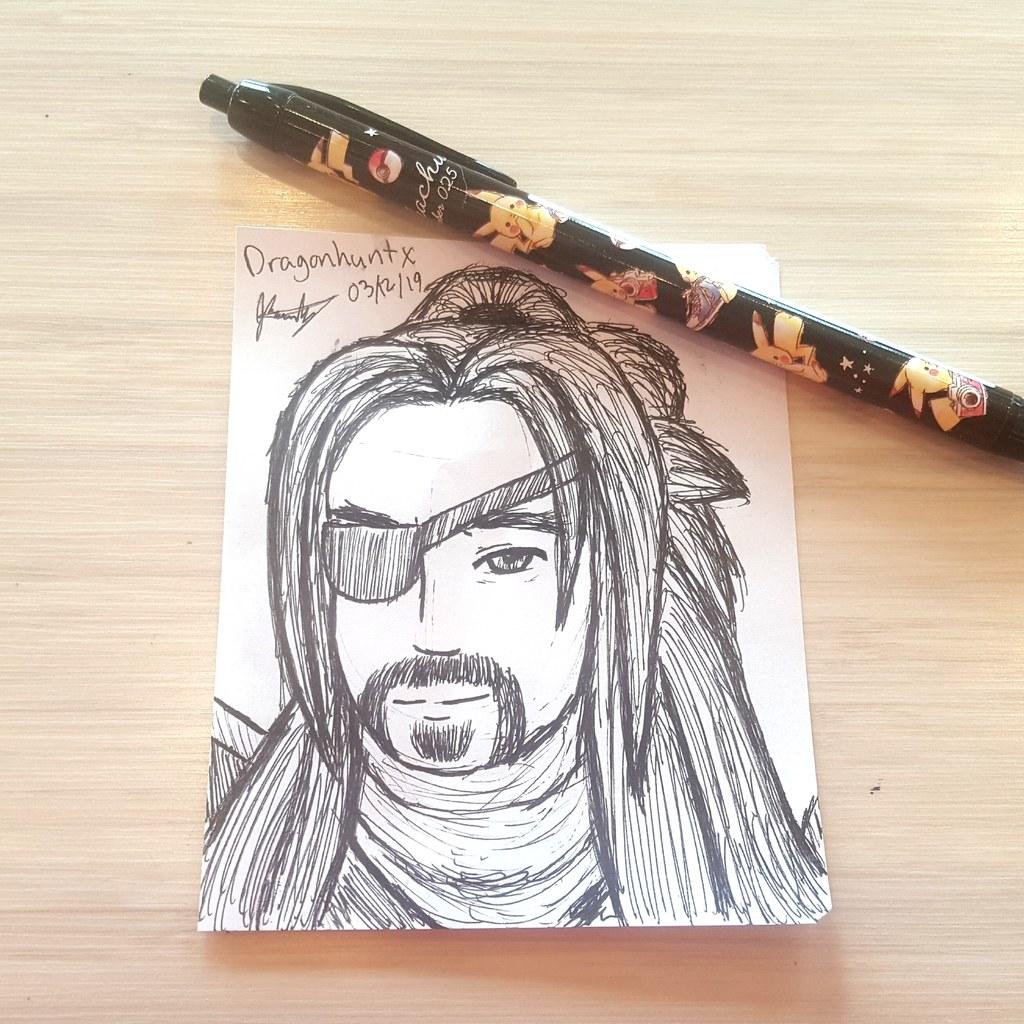 Work Doodles - Ethron