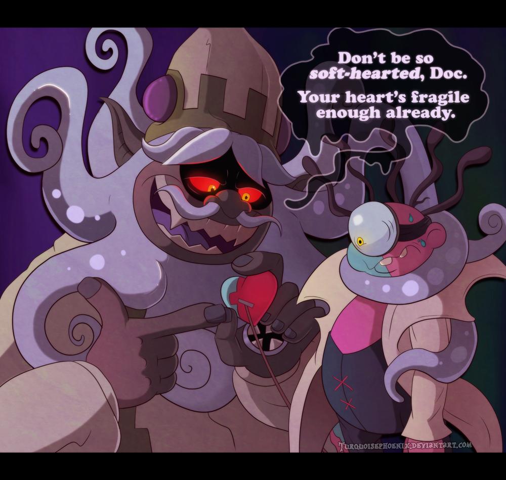 Yo-Kai Watch - Disheartening Discussion