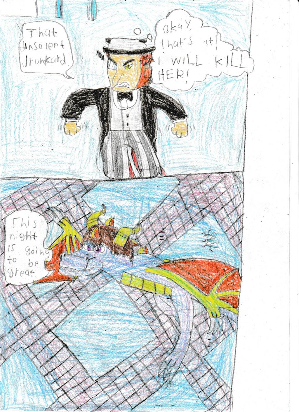 Legend of dragon: Bird and dragon:Pg 22