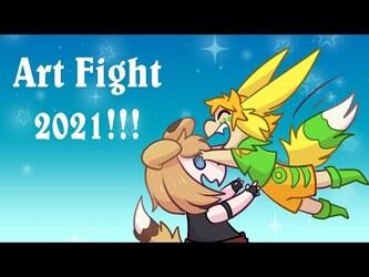 Artfight Plans for 2021! [Video]