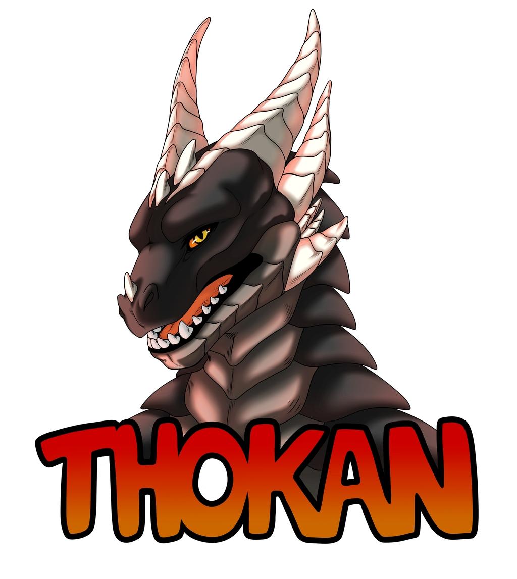 Thokan badge
