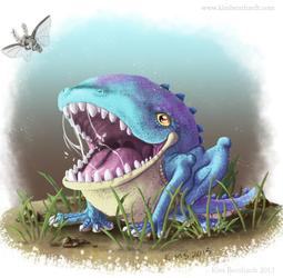 Frogdragon