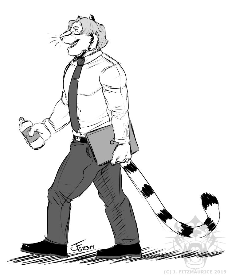 COMMISSION: Meeting Tiger