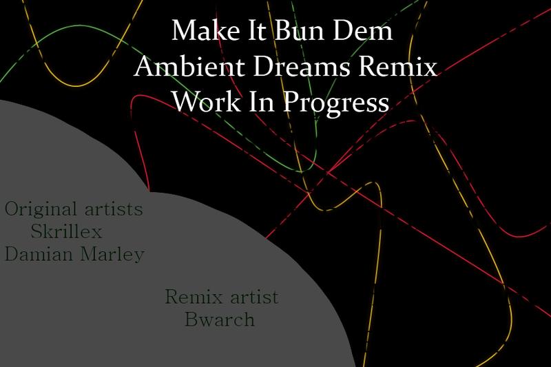 Make It Bun Dem (Ambient Dreams Remix WIP)