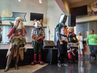 OmegaCon 2015 - Honorable Mentions