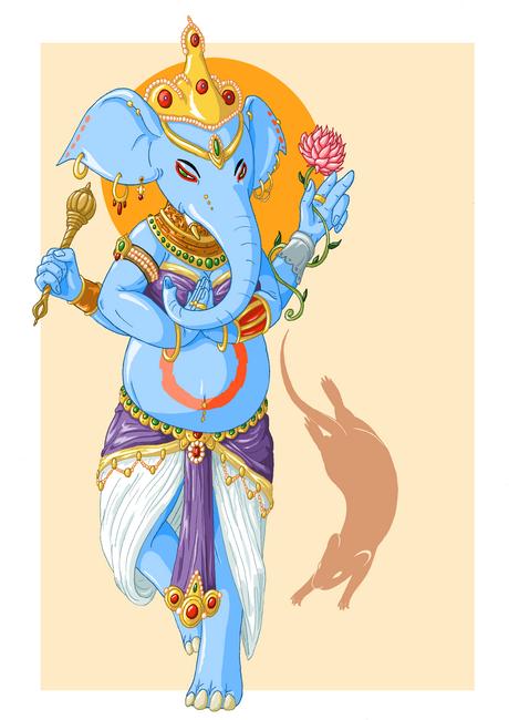 Elephant Goddess