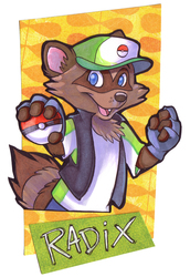 Mary Mouse Collab Badge - Trainer