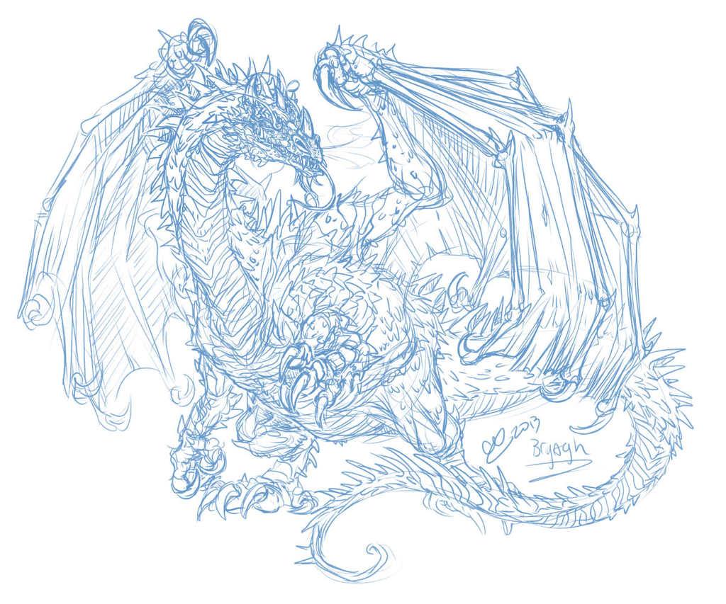 Bryagh sketch