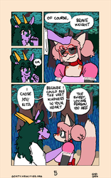 POOFY KNIGHT RITA RONI—page 5