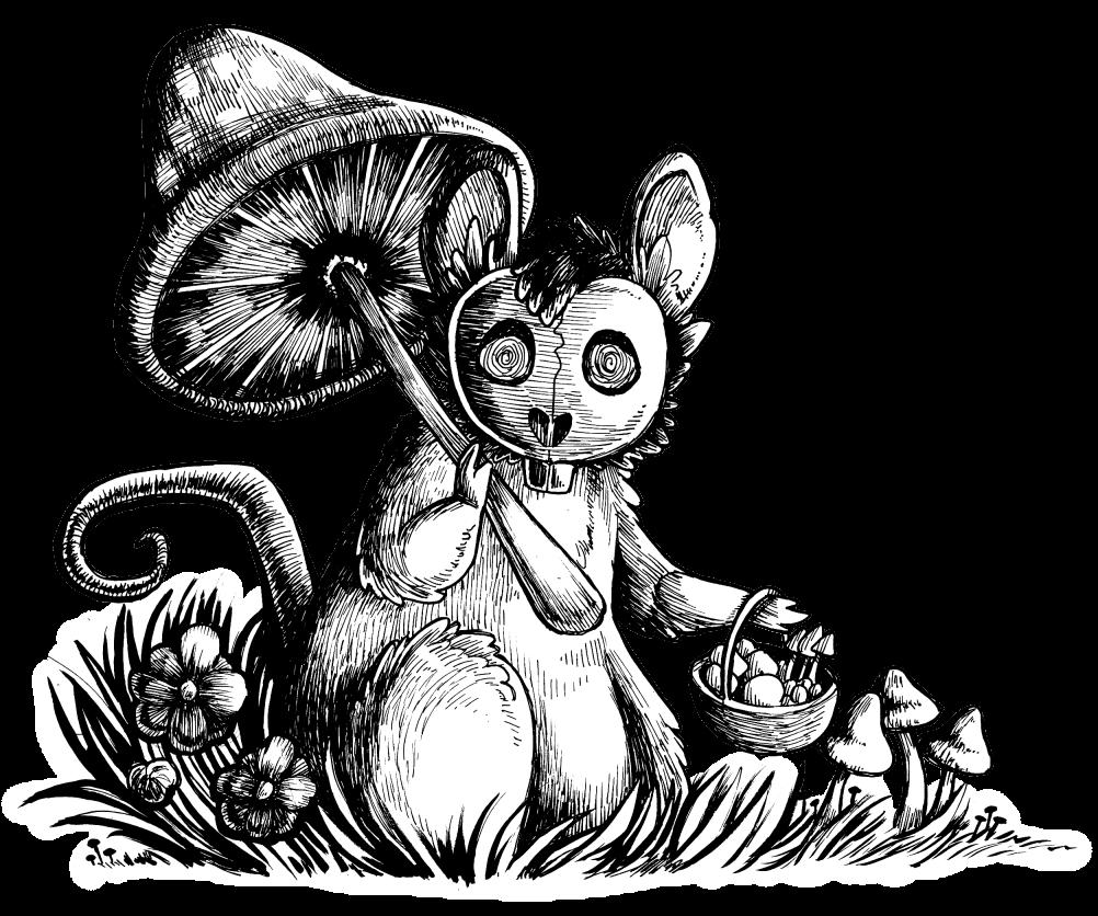 Mushroom Hunting [Day 12]