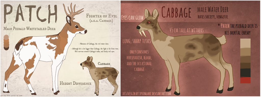 Most recent image: Cabbage & Patch (ADOPTS FOR SALE)