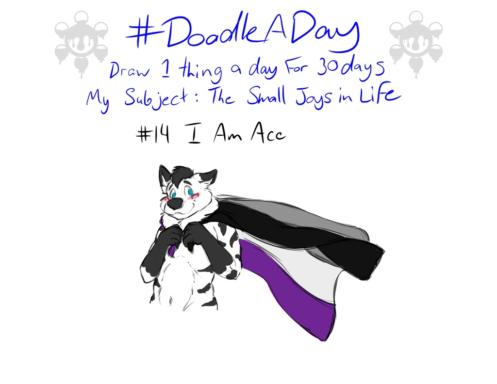 [Doodle A Day] Day 14