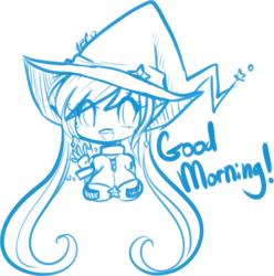Good mornin