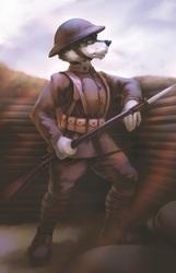 Doughboy Erik Ravenhome [C]